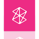 Zune, Mirror DeepPink icon