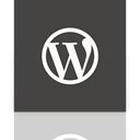 Alt, Mirror, Wordpress Icon