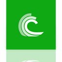 Mirror, Bittorrent ForestGreen icon