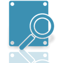 Mirror, option, Indexing SteelBlue icon