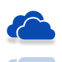 skydrive, Mirror Teal icon