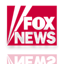 Mirror, Fox, News Crimson icon