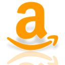 Amazon, Mirror, Alt Black icon