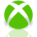 xbox, Mirror LimeGreen icon