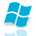 window, Mirror, Os DarkTurquoise icon