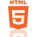 Mirror, html Chocolate icon