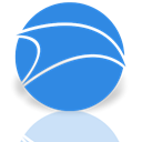srware, Mirror, Alt, iron DodgerBlue icon