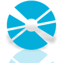 Mirror, Alt, Cd DarkTurquoise icon