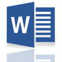 Mirror, word DarkSlateBlue icon