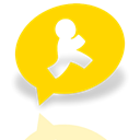 Aim, Mirror Gold icon