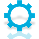 Mirror, Configure DarkTurquoise icon