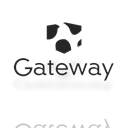 Gateway, Mirror Black icon