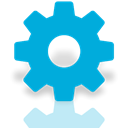 Mirror, Configure, Alt DarkTurquoise icon
