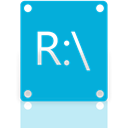 Mirror DarkTurquoise icon