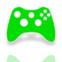 Alt, Game, Mirror Lime icon