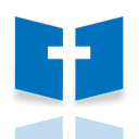 Mirror, Bible DarkCyan icon