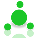 Mirror, Homegroup LimeGreen icon