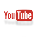 Mirror, youtube Black icon