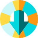 security, help, miscellaneous, lifebuoy, Floating, Lifesaver, lifeguard DarkTurquoise icon