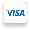 revision, visa, six Snow icon