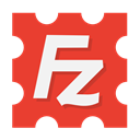 Filezilla Crimson icon