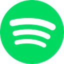 Logo, Spotify, logotype, social network, music player, Brand, Brands And Logotypes, social media SpringGreen icon