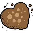 cookies, food, Dessert, Valentines Day, cookie, Bakery, sweet Sienna icon
