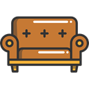 relax, Rest, couch, Furniture And Household, furniture, sofa Peru icon