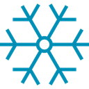 weather, winter, Cold, snowflake, Snow, nature Black icon