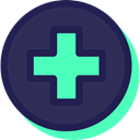 Health Care, hospital, signs, Healthcare And Medical, Health Clinic, First aid, medical DarkSlateGray icon