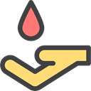 medical, Healthcare And Medical, Blood Drop, Health Care, Blood Donation, transfusion, Blood, donation Black icon