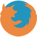 mozilla, Logo, Squares, Brand, Brands And Logotypes, Firefox, Browser Coral icon