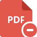 Format, File Extension, file format, File, Pdf, Files And Folders IndianRed icon