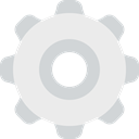 configuration, Gear, settings, cogwheel, Tools And Utensils, miscellaneous Lavender icon