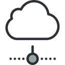Cloud computing, file storage, Connection, Cloud, technology, Cloud storage, networking, Multimedia, Data Storage Black icon