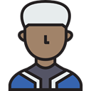 profile, user, Social, Avatar Black icon