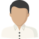 profile, Social, Man, user, Avatar SeaShell icon