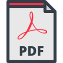 symbol, interface, Files And Folders, Pdf, files, Format, Formats, File Formats, file format, File Lavender icon