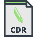Files And Folders, computing, File, Cdr, Extension, Multimedia, Archive, document, interface, Format Lavender icon