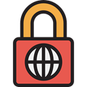 Lock, secure, padlock, locked, security, Tools And Utensils Black icon