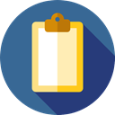 list, Clipboard, Tools And Utensils, logistics, commerce, Bar chart, Delivery, Business SteelBlue icon