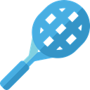 racket, Sportive, tennis, Sports And Competition, sports Black icon