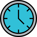 time, tool, square, Tools And Utensils, watch, Clock, Time And Date MediumTurquoise icon