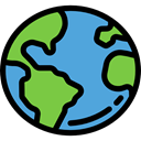 Earth Grid, worldwide, Wireless Internet, Earth Globe, signs, internet, world, interface, globe, Maps And Location, Multimedia, Globe Grid CornflowerBlue icon