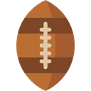 American football, Sports And Competition, sports, Rugby Game, Rugby Ball, Sportive, Sports Ball Black icon