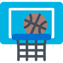 Sports And Competition, equipment, sports, Sport Team, team, Basketball DeepSkyBlue icon