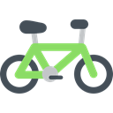 vehicle, transportation, sport, Bicycle, exercise, sports, Bike, transport, cycling Black icon