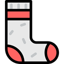 socks, long, Sportive, Football, sports, Sports And Competition, Couple, pair, Clothes, sport, sock Lavender icon