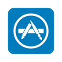 Appstore, Apps, Company, Apple, Application, technology, Mobile DarkCyan icon