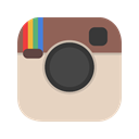 Social, network, Instagram, Logo, App, Pictures, photo Wheat icon